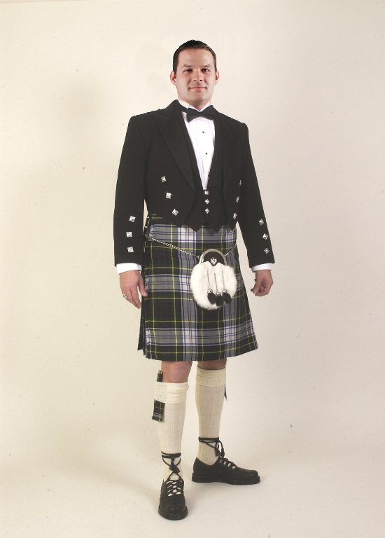 Dress Gordon Kilt Rental Outfit