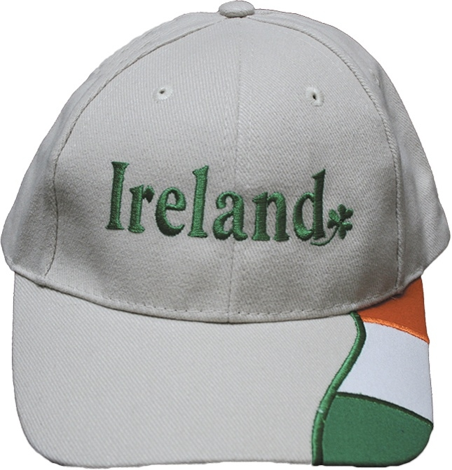 Ireland Flag Baseball Cap