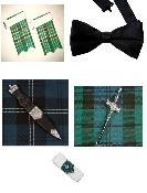 Kilt Rental Accessory Package