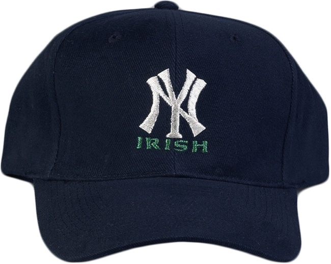 Irish Yankees Baseball Cap