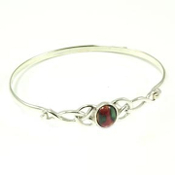 Celtic Bangle Heathergem
