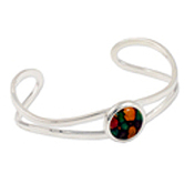 HeatherGem Loop Bangle