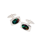 HeatherGems Rectangular Cuff Links
