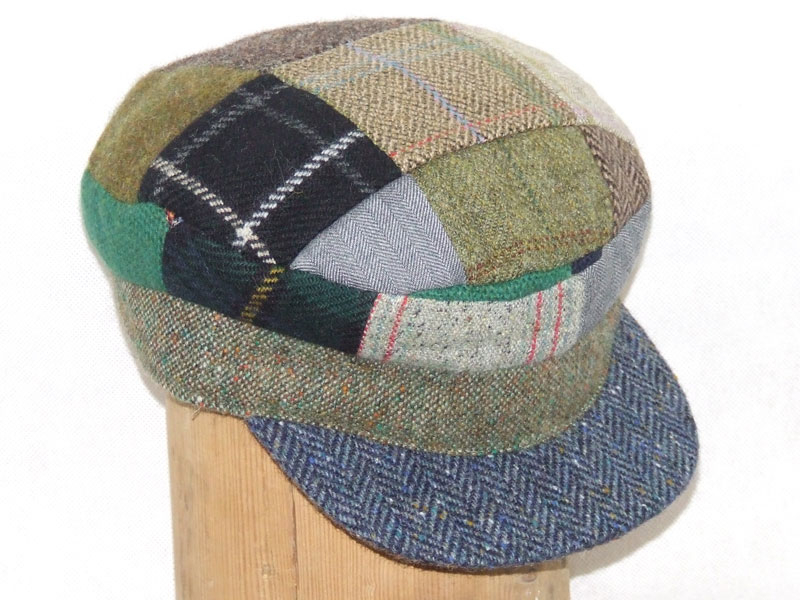 Skipper Cap Patchwork