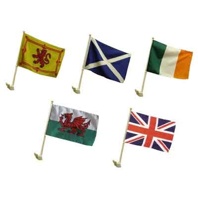 Celtic Car Flags