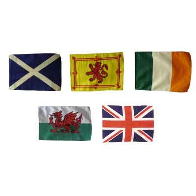 Large Celtic Flags