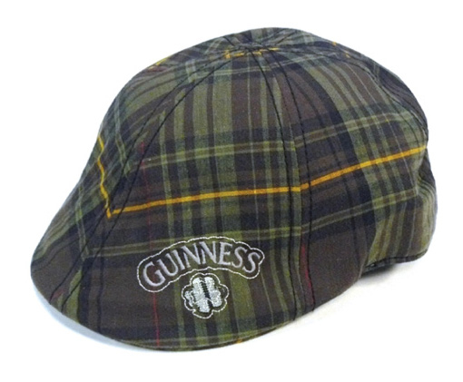 Guinness Plaid Green Ivy