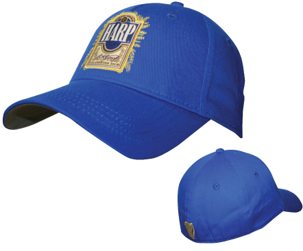 Harp Blue Label BB Cap