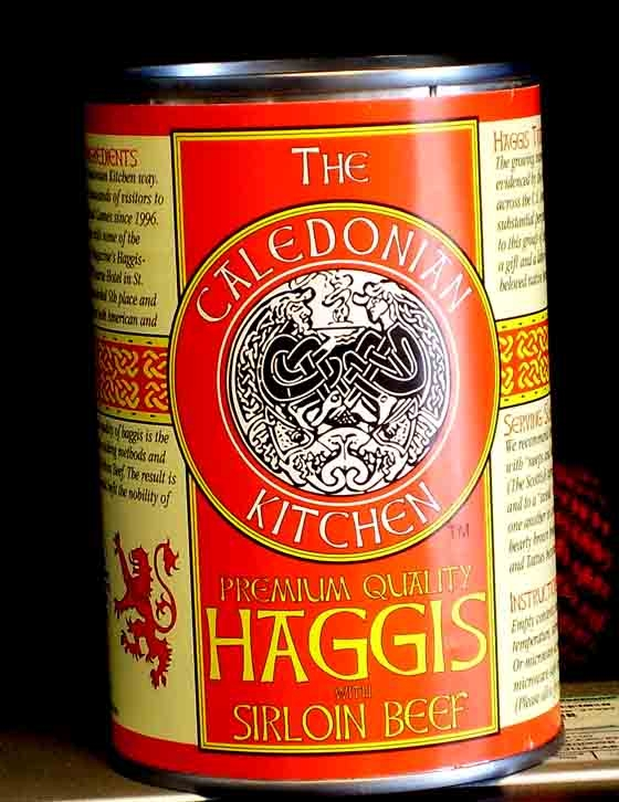 Caledonian Kitchen Canned Haggis
