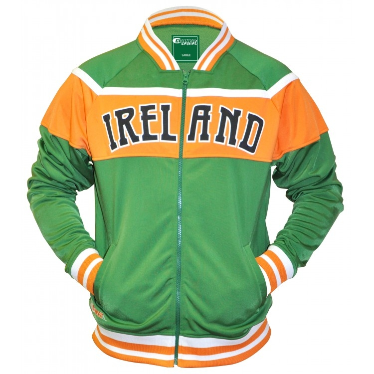 Croker Ireland Tri Color Jacket