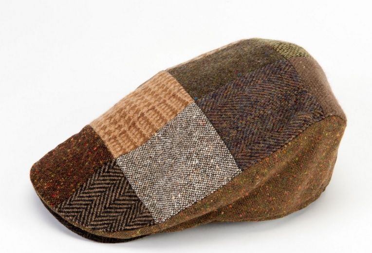 Donegal Touring Cap Patch Brown