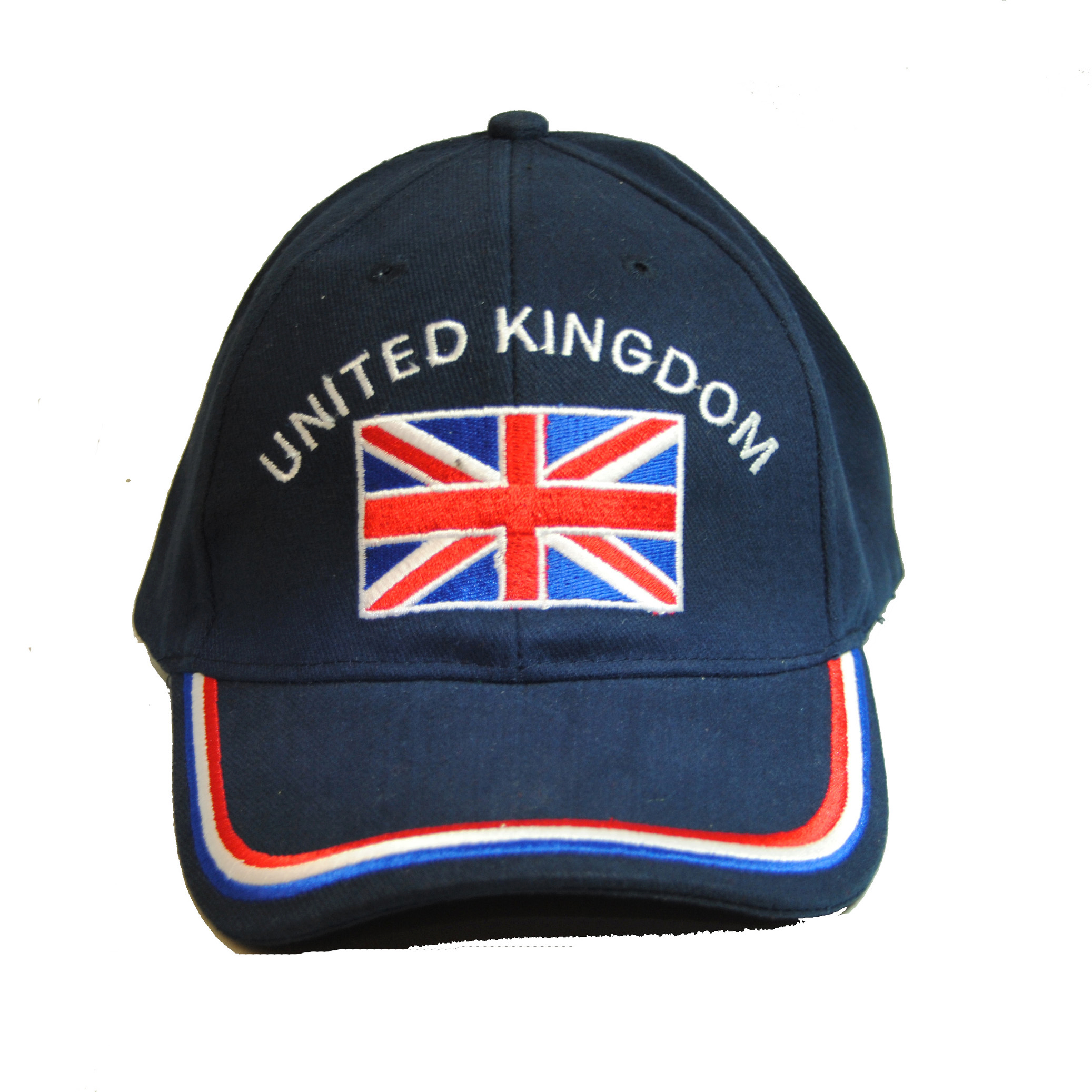 United Kingdom Flag Hat