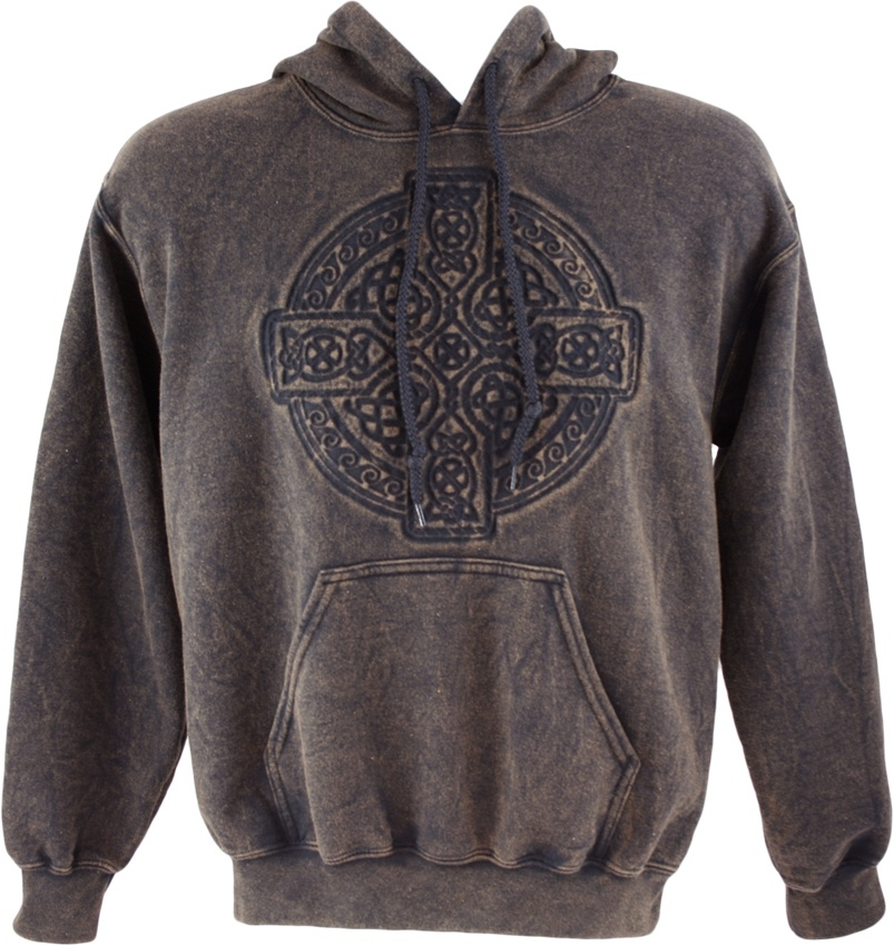 circle of life hooded sweatshirt