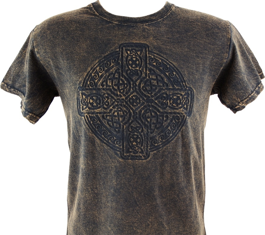 Embossed Circle of Life T shirt