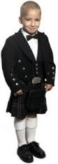 Boys Prince Charlie Jacket & Vest Rental