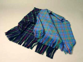 Light Weight Ladies Scottish Tartan Stole/Pashmina