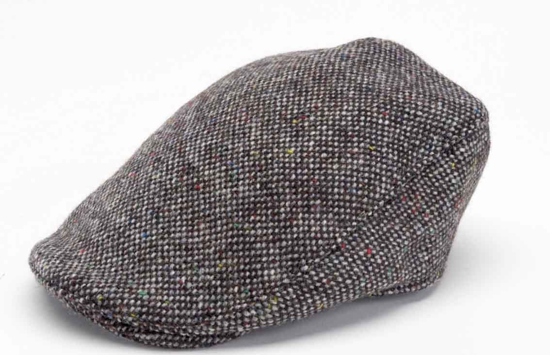 touring cap grey salt & pepper
