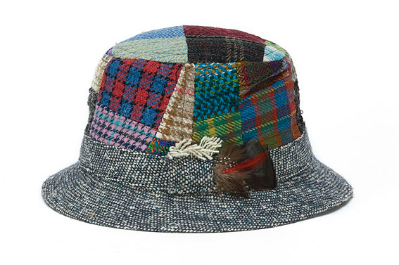 Bright Pacth Walking Hat