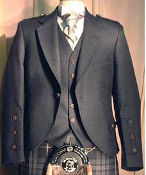Scottish Crail Jacket and Waistcoat