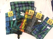 Scottish Tartan Sash