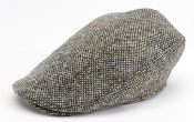 Donegal Touring Cap Green Tweed
