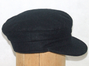 Skipper Cap - Black