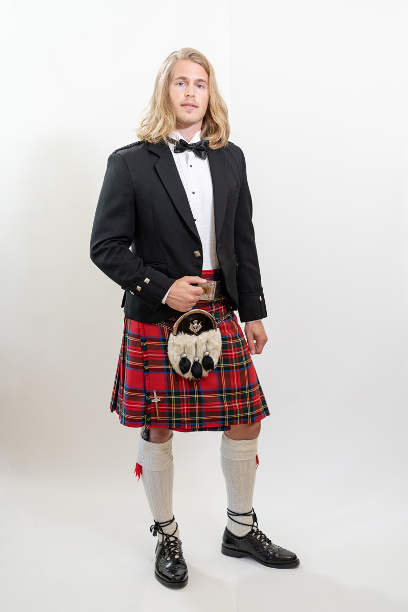 Kilt rentals for wedding
