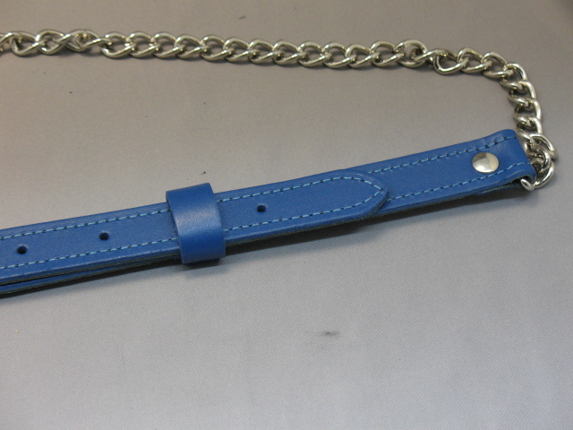 Masonic Blue Sporran Chain Belt