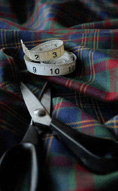 Military and Canadian Tartans