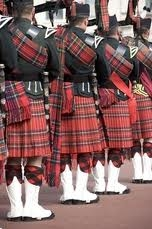 Custom Made 8 Yard 13oz Tartan Kilt