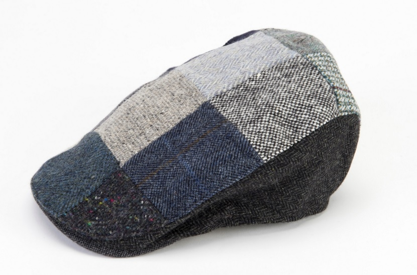 Donegal Touring Cap Patch Grey